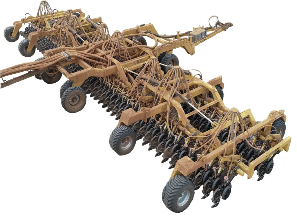 1 Ultisow S18 Single Disc Seeder