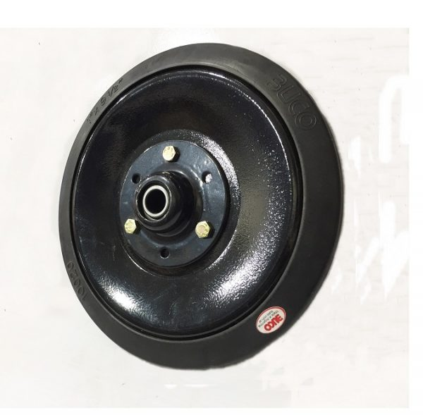 Press Wheel Comp w- Solid V Tyre - Press wheel