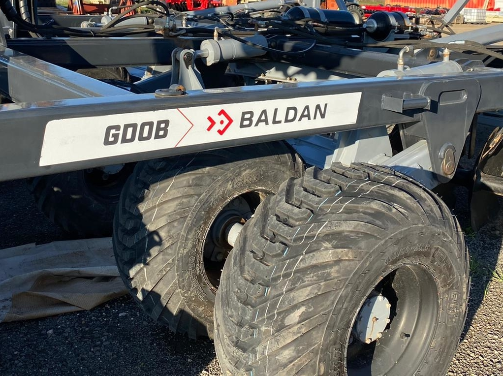 Baldan GDOB-S Dual Wheel