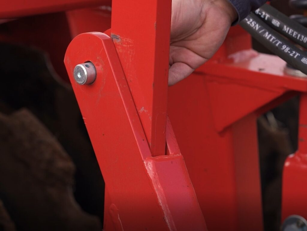 Eco Standard Transport Lock & Pin