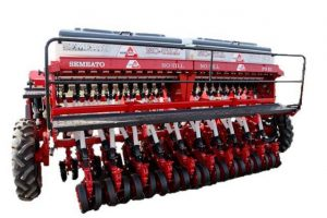 Double Disc Seeders -