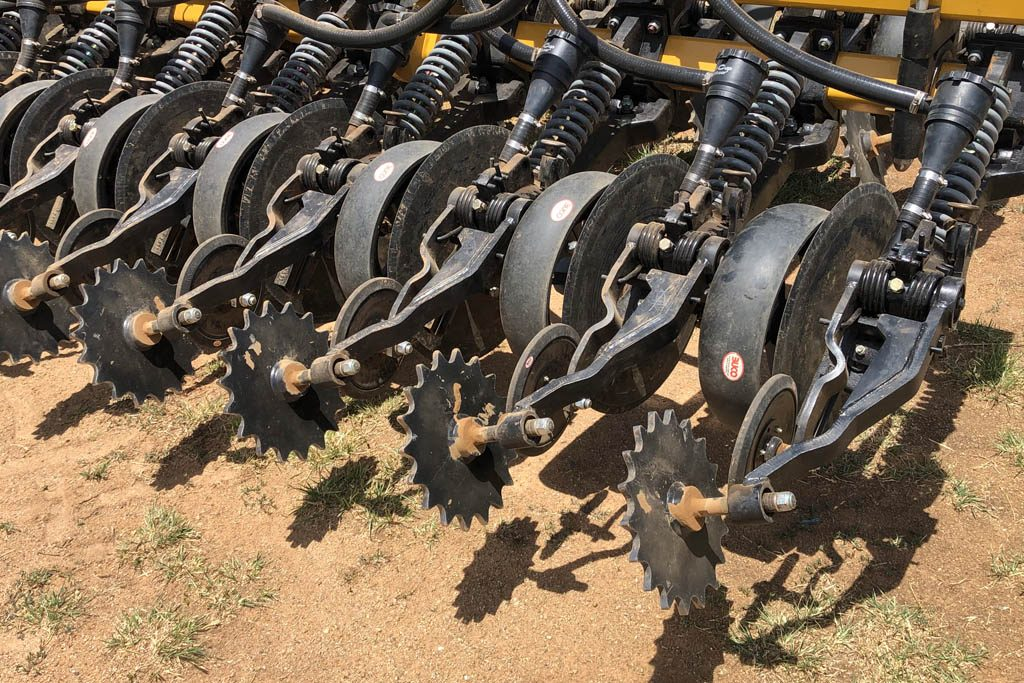 SERAFIN | ULTISOW S40 | SINGLE DISC SEEDER | 12m - Ultisow