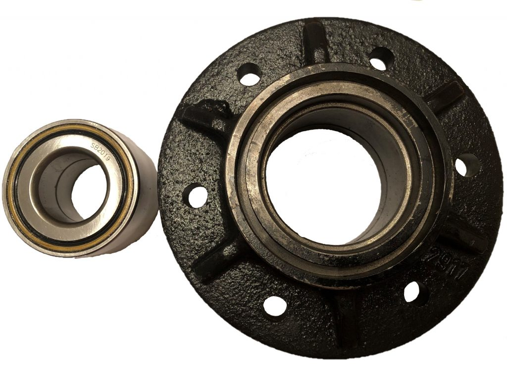 New Style Disc hub and bearing on SB2019 row unit