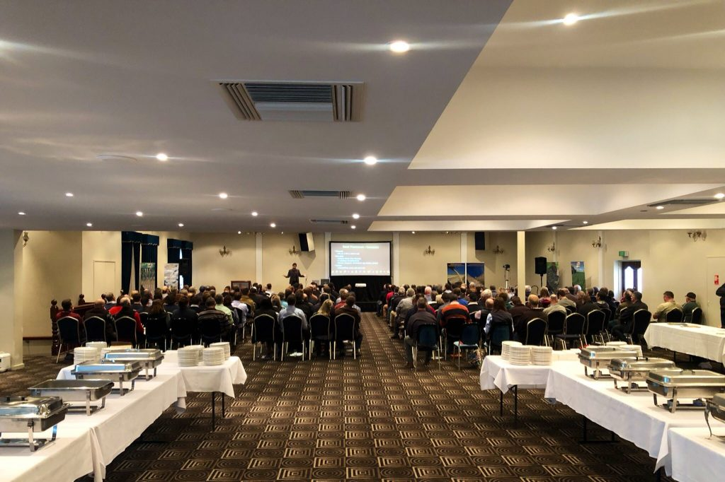 VIC No-Till Conference 2019 -