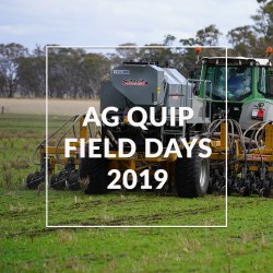 Serafin Machinery Ag Quip 2019