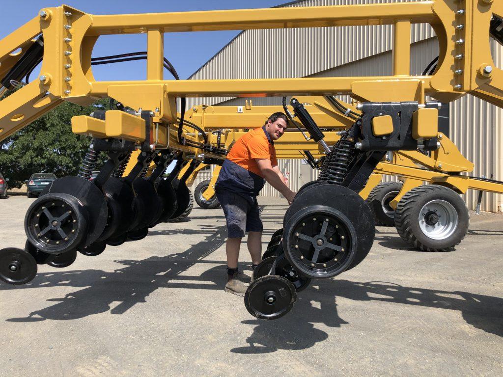 Wimmera Machinery Field Days 2020 -