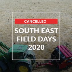 Cancelled Event - South Each Field Days