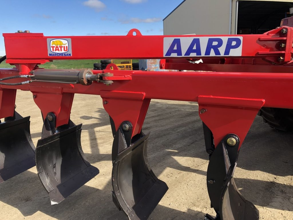 Tatu AARP Mouldboard Plough 4