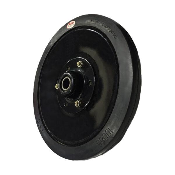 "Semi Pneumatic Seed Firming Wheel Complete 9.5"" x 1"" - Firming wheel"