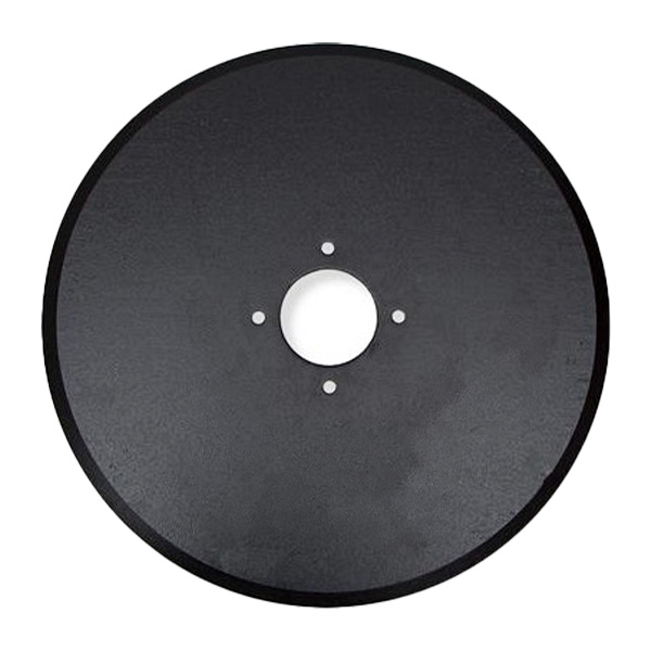 "18"" x 6mm single bevel disc blade to suit John Deere, Excel & Abati seeders - John Deere"