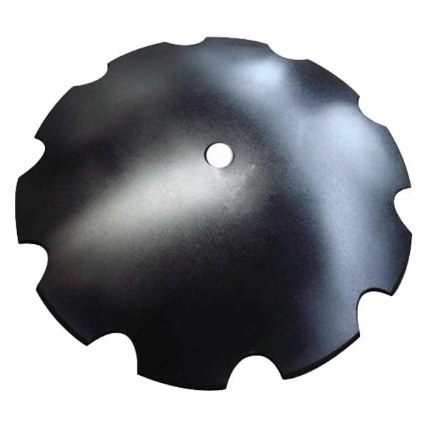 "Scalloped Disc Blades 28"" x 6mm to suit Baldan, Tatu & Delmade Disc Ploughs - Scalloped disc"