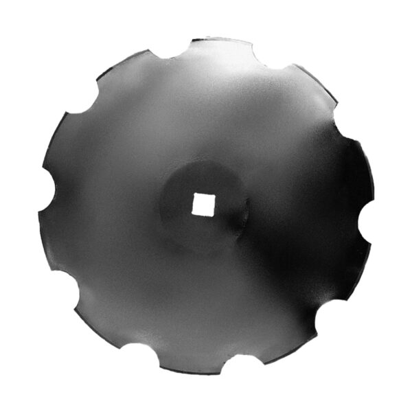 International 770 Scalloped Disc Blade - scalloped