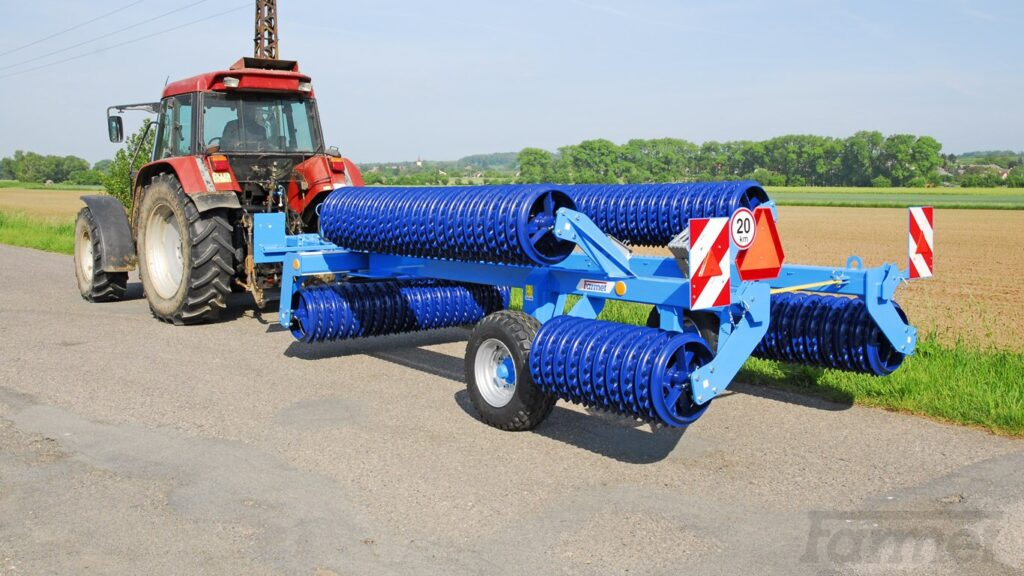 Cambridge Roller Folded for Transport