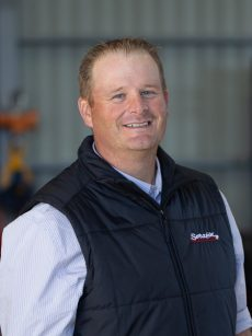 Serafin Machinery Staff Rodney Dunn