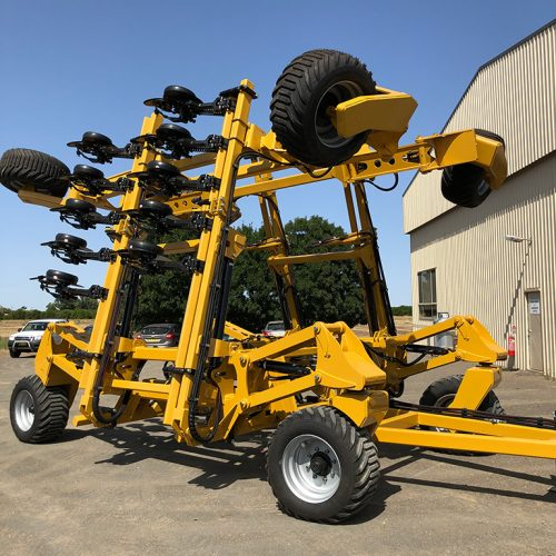 Ultisow S40 High Lift Frame folded image WEB